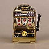 LanLan Children Mini Lucky SevensジャンボスロットマシンBankレプリカフルーツRelieve Stress Anxiety Boredom Decompression Toy XJSJ-1014-LWSJ28