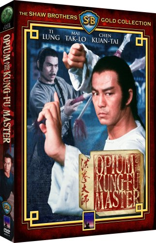 Opium and Kung Fu Master