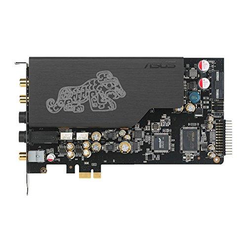 ASUSTek サウンドカード PCI-E 7.1ch出力用カード付属 Essence STX II 7.1