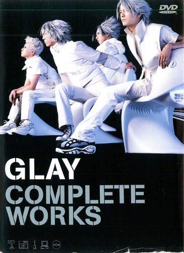GLAY COMPLETE WORKS [レンタル落ち]