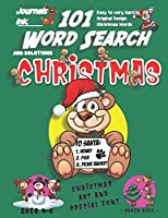 101 Word Search for Kids: SUPER KIDZ Book. Children - Ages 4-8 (US Edition). Bear Wish List, Smile, Christmas Words w custom art interior. 101 Puzzles with solutions - Easy to Hard Vocabulary Words -Unique challenges and learning for fun activity time! (Superkidz - Christmas Word Search for Kids)