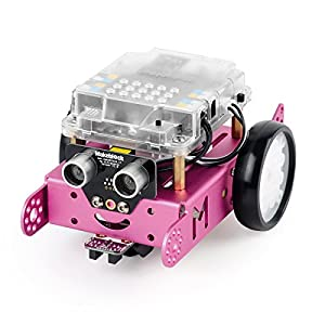 Makeblock プログラミングロボット mBot ピンク 日本語版 【日本正規代理店品】 90107