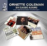 Ornette Coleman Six Classic Albums