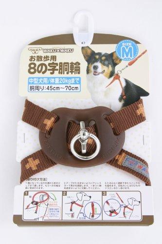 クロスハーネスM CRH4570.WP/茶