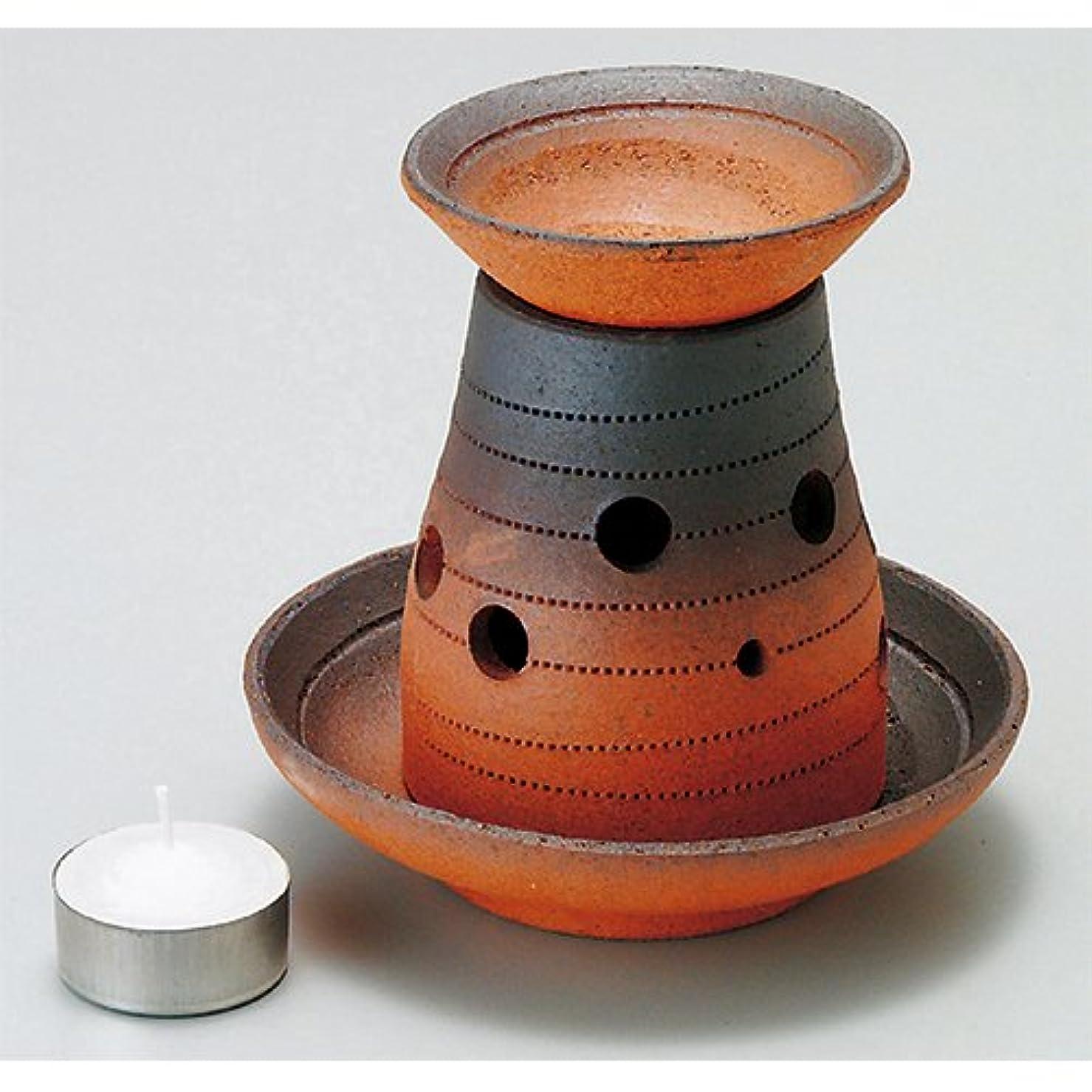 香炉 くつろぎ 茶香炉 [R13xH12.5cm] プレゼント ギフト 和食器 かわいい インテリア