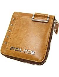 [ポリス]POLICE 二つ折り財布 牛革 ラウンドファスナー スタッズ Avoid PA-58601 CA 国内正規代理店商品 (51)
