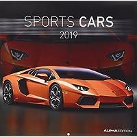 Sports Cars 2019 Broschuerenkalender