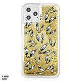 iPhone 11 Pro ケース カバー ルーニー・テューンズ ラメが流れる 動く [ キラキラ ラメ グリッター ] 耐衝撃 衝撃吸収 [ PC TPU ソフト ハイブリッド ] かわいい おしゃれ face