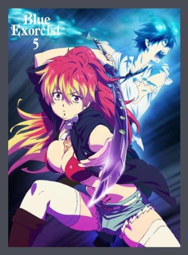 青の祓魔師 5  Blu-ray