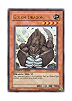 遊戯王 英語版 JUMP-EN040 Golem Dragon ゴーレム・ドラゴン (ウルトラレア) Limited Edition