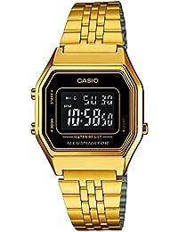 [カシオ]CASIO 腕時計 スタンダード LA680WGA-1BJF レディース