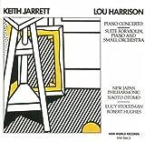 Harrison: Piano Concerto/Suite For Violin, Piano And Small Orchestra
