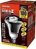 TOSHIBA ネオボールZ レフランプ形 100Wタイプ 電球色 EFR25EL/22 口金直径26mm