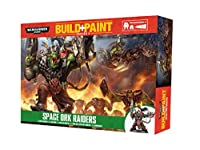 Revell Revell00083 Warhammer 40000 Space Ork Raiders Build And Paint Set - Gmbh