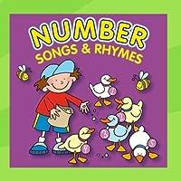 Number Songs and Rhymes【CD】 [並行輸入品]