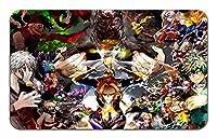 マイヒーローアカデミア アニメ マウスパッド プレイマット (24インチ x 14インチ インチ) [MP] マイヒーローアカデミア 50