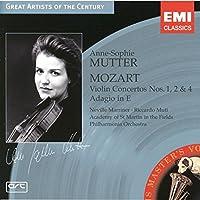 Mozart: Violin Concertos 2 & 4