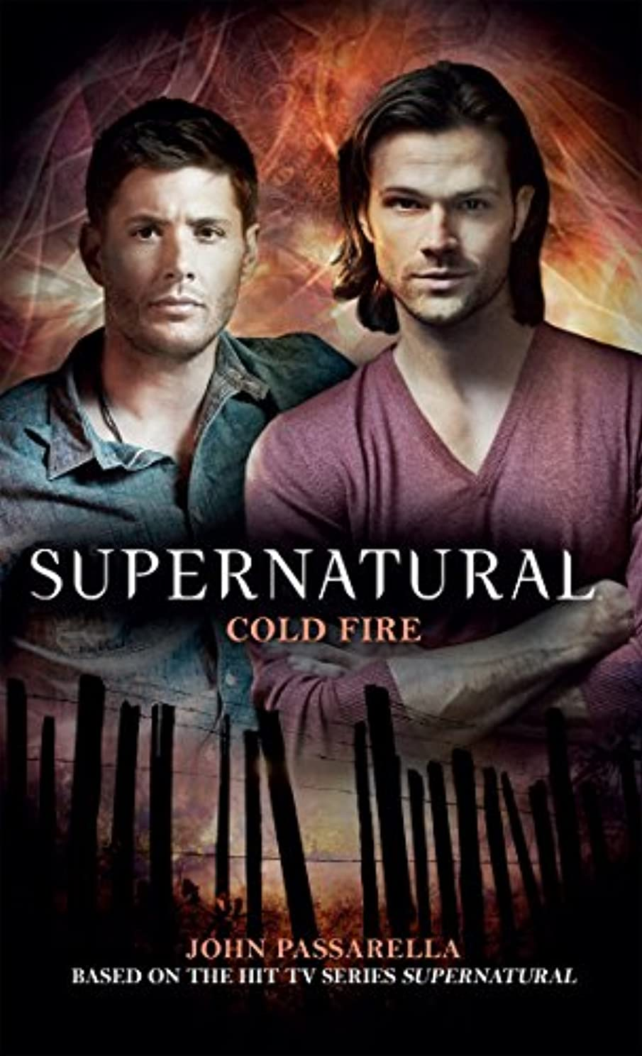 肖像画補体やめるCold Fire (Supernatural Book 10) (English Edition)
