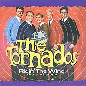 Ridin' The Wind : the Anthlogy