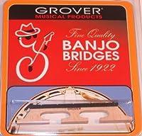 Grover 72 Minstrel 5-String Banjo Bridge 1/2 [並行輸入品]