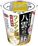 エースコック 一度は食べたい名店の味 八雲監修の一杯 ワンタン麺 白醤油味 89g ×12個