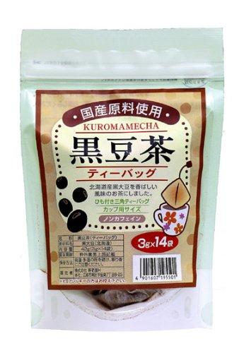 国産黒豆茶 14P 3gX14袋