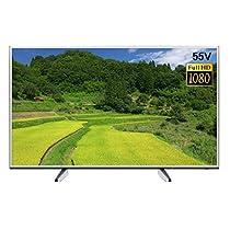 ウィズ (Wis) 55V型 液晶 テレビ AS-03F5502TV フルハイビジョン   2018年モデル