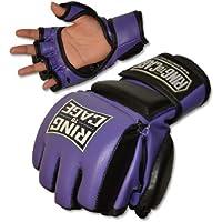 レディースFitness (すべての目的) MMA最大安全Sparring Gloves – パープル(ラベンダー)