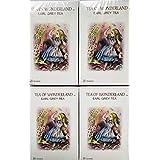 TEA OF WONDERLAND『不思議の国の紅茶』 アールグレイ ティー ×4 ティーバッグ