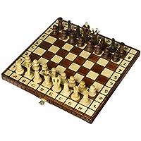 The Lada - Unique Wood Chess Set,Chess Pieces, Board & Storage
