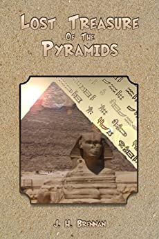 EgyptQuest - The Lost Treasure of The Pyramids (Adventure Game Books Book 1) by [Brennan, Herbie]