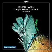 ハイドン:ピアノ三重奏曲全集 第8集 (JOSEPH HAYDN Complete Piano Trios Vol.8 TRIO 1790)