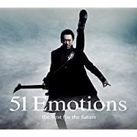 51 Emotions -the best for the future-(初回限定盤)(3CD+DVD)
