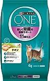 ピュリナ ワン 高齢猫用(11歳以上) 優しく腎臓の健康サポート チキン 4kg [キャットフード]