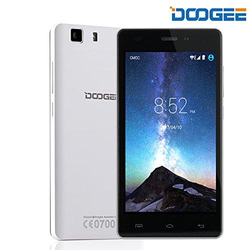 SIMフリースマートフォン, DOOGEE X5 (5.0イ...