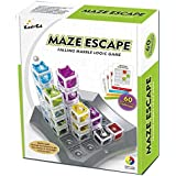 Kool-Ed -Maze Escape the best Gravity Maze Marble Run Brain Teaser Puzzle. STEM Educational Games Gives Hours of Fun While Developing Critical Thinking Skills. Great Birthday Gift for Girls and Boys. STEM Toy Award Winner
