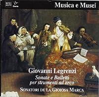 Legrenzi;Sonatas