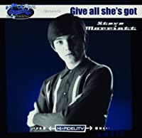 Give All She's Got [10 inch Analog]