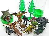 ティラノザウルスヘッドケース!恐竜フィギュアセット …