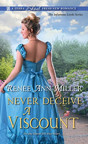 Never Deceive a Viscount (The Infamous Lords Book 2) (English Edition)