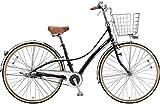 ブリヂストン 自転車 ロココ CL7BT E.ブラック 2020年モデル