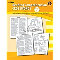 Comprehension Crosswords Grade 4