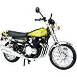 スカイネット 1/12 完成品バイク Kawasaki 900Super4 (Z1)イエローボール