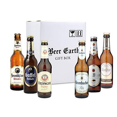 ドイツビール6本 飲み比べセット 【全品正規輸入品 】 専用ギフトBOXでお届け (第2弾)