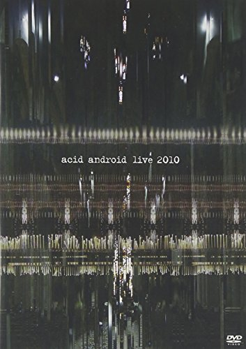 acid android live 2010 [DVD]
