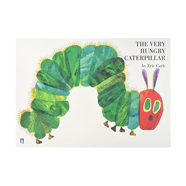 VERY HUNGRY CATERPILLAR...の紹介画像1