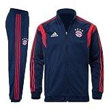 adidas ジャージ 【FCバイエルンミュンヘン/FC Bayern Munchen】公式アディダス・トレーニングジャージ上下 サイズM【並行輸入】