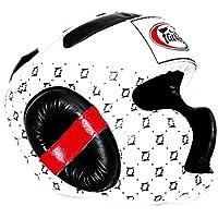 Fairtex Headguard hg-10 HeadgearヘルメットボクシングヘッドガードThai Boxing K - 1 MMAヘッドギアガード保護用タイ式