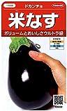 サカタのタネ 実咲野菜0232 米なす ドカンチョ 00920232