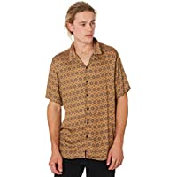 Silent Theory Men's Persian Mens Ss Shirt Short Sleeve
